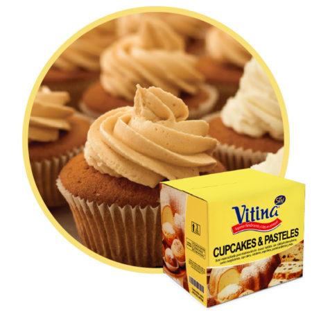 VitinaCup Cake & Pasteles Aplicación