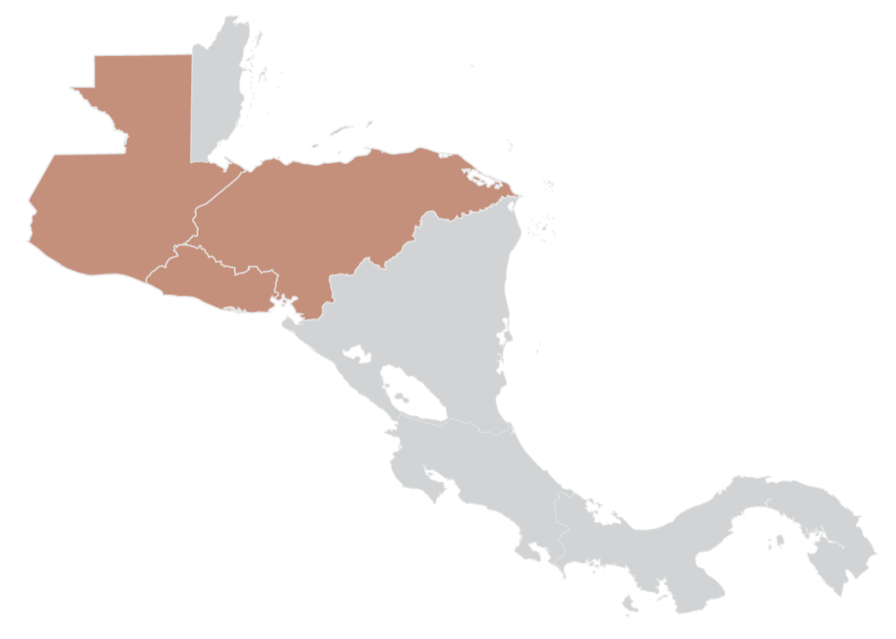 Mapa Países Vitina SRV
