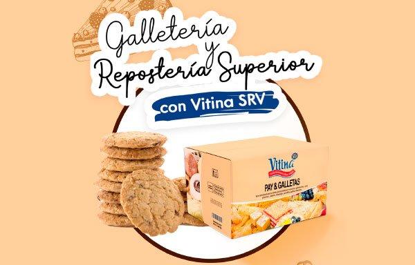 Recetario Vitina Galleteria