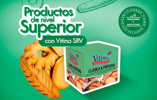 Recetario Vitina SRV Clásica y Frituras