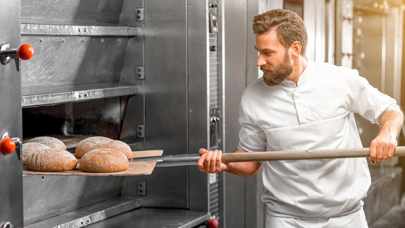 Quiero ser panadero profesional