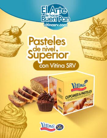Recetario de Vitina Vitina Cupcakes y Pasteles SRV - Agosto 2021