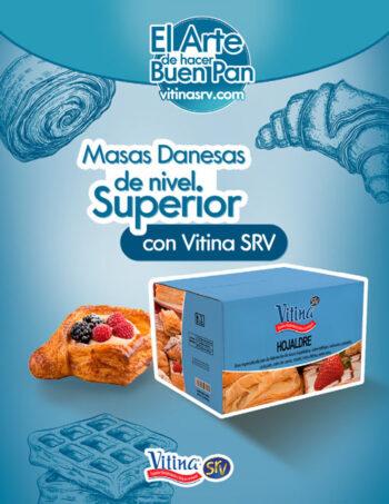 Recetario de Vitina Hojaldre SRV - Septiembre 2021